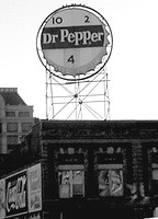 Dr. Pepper Neon Sign